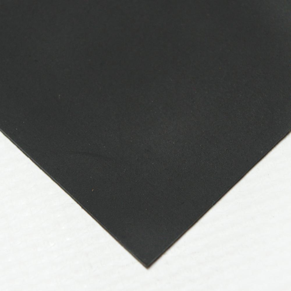 Santoprene 1/8 in. x 24 in. x 12 in. 60A Thermoplastic Sheets and Rolls