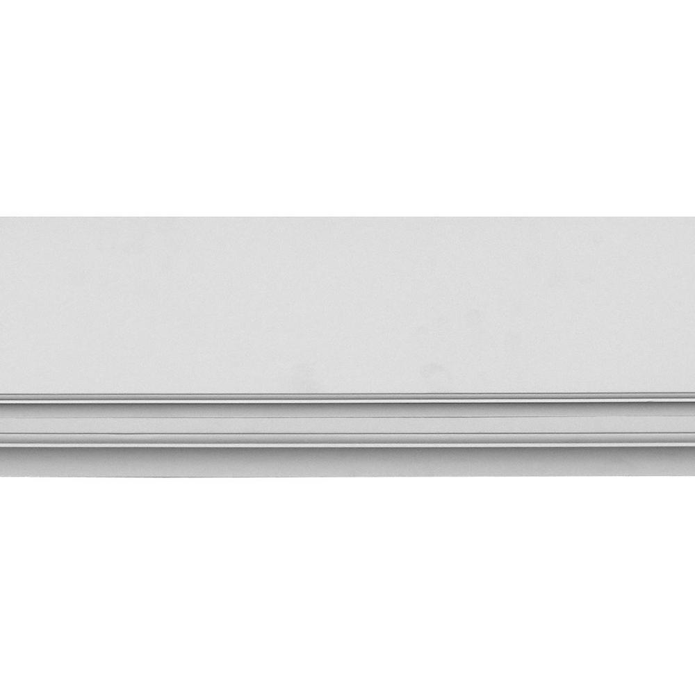 96 in. Perimeter Beam for 8 in. Deluxe Coffered Ceiling System