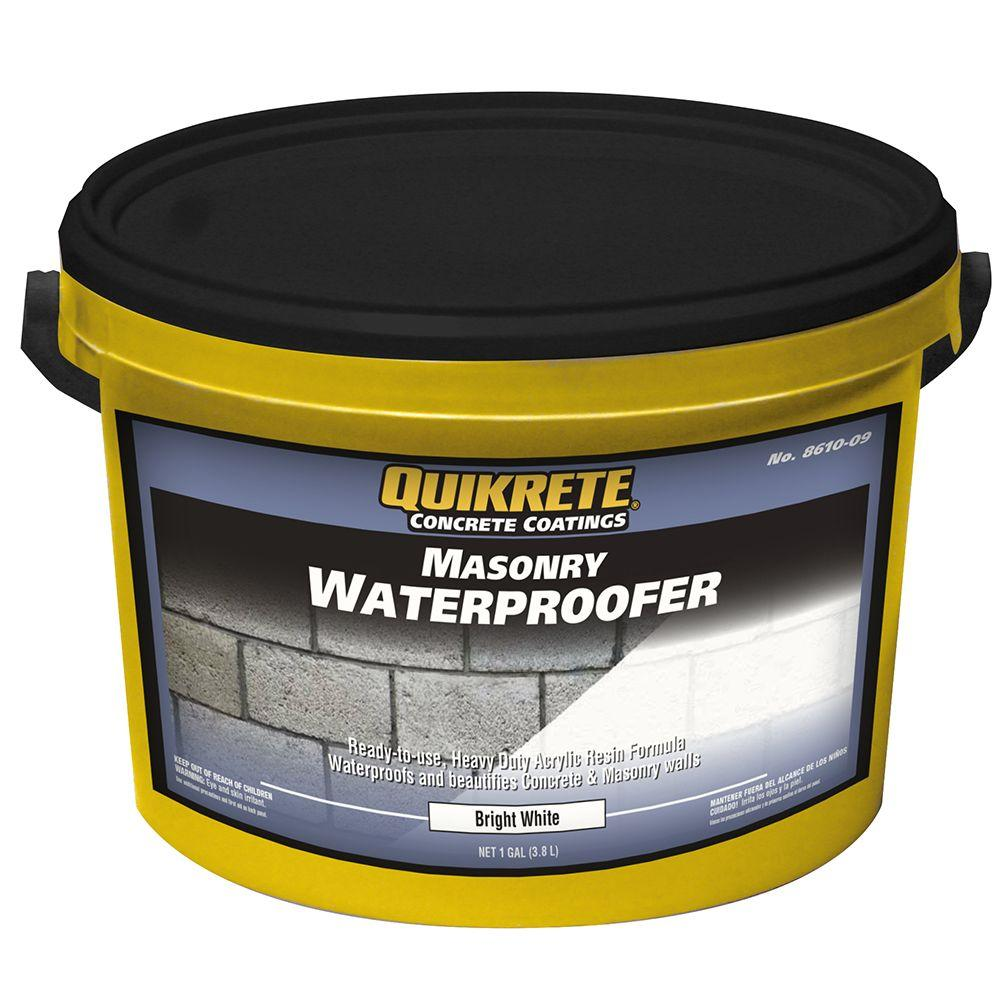 1 Gal. Masonry Waterproofer
