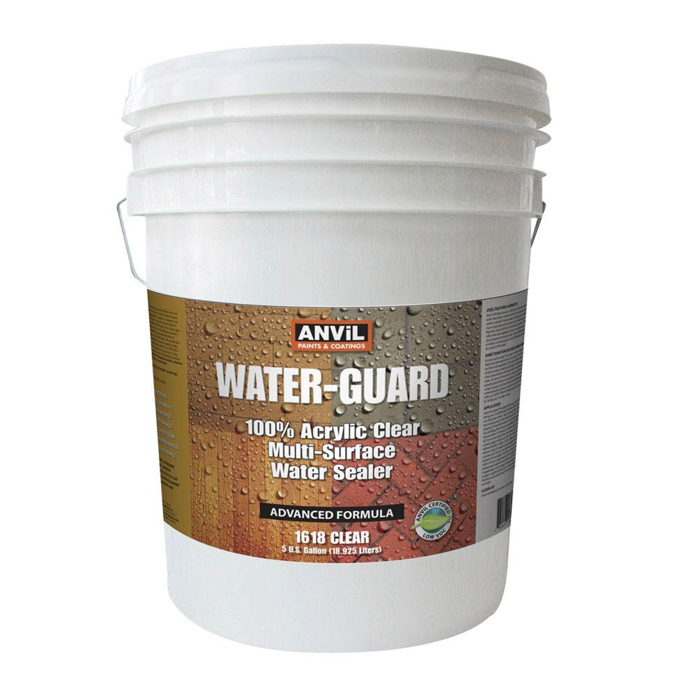 Water-Guard 5 gal. Multi Surface Water Sealer